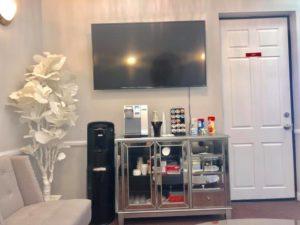 Waiting Room Coffee Bar and TV