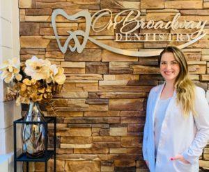 Dr. Lindsay Goss at On Broadway Dentistry, Mesa, AZ