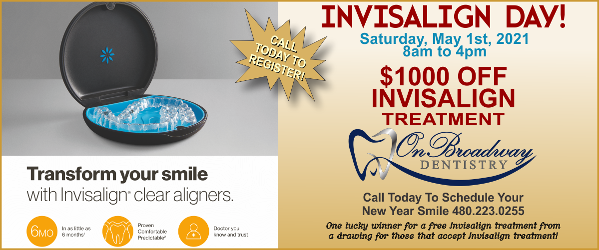 Invisalign Day May 2021