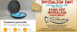 Invisalign Day Offer